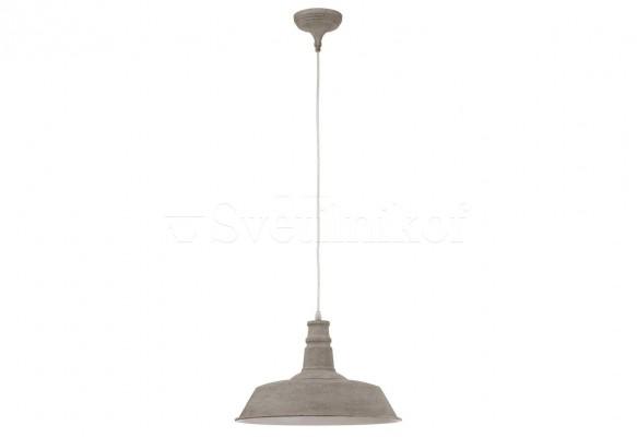 Подвесной светильник SOMERTON 1 Eglo 49252