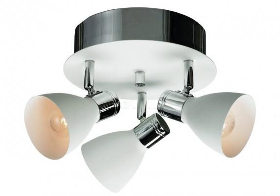 Потолочный светильник MARKSLOJD HUSEBY 3L 103068