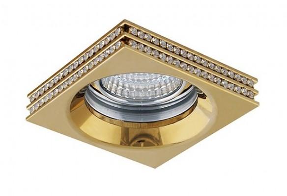 Точечный светильник EVA Azzardo NC1519SQ-G