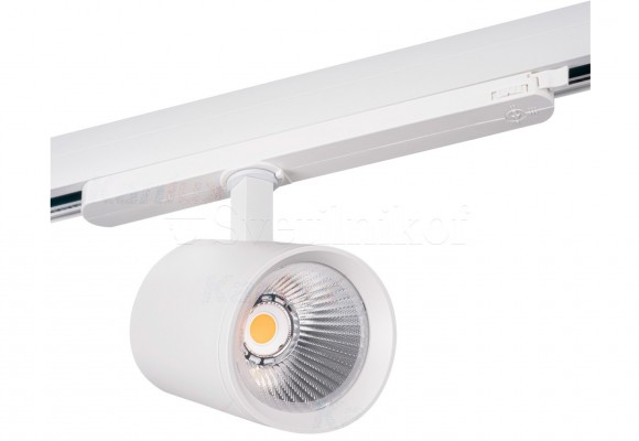 Трековый светильник ACORD LED ATL1 30W-940-S6-W Kanlux 33136
