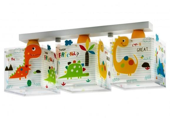 Детский светильник Dalber Dinos 73453