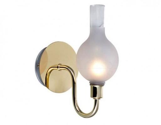 Настінний світильник для ванної кімнати MARKSLOJD LIBERTY Brass 106381