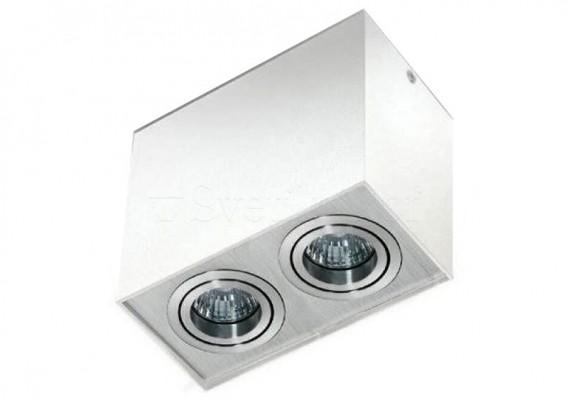 Точковий світильник ELOY 2 Azzardo GM4204-WH/ALU