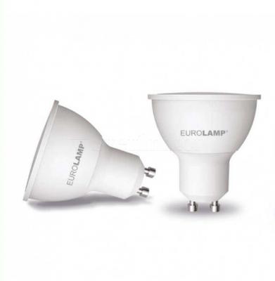 Лампа EUROLAMP LED ЕКО SMD MR16 5W GU10 3000K