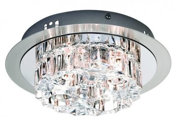 Стельовий світильник для ванної кімнати MARKSLOJD KARRADAL round 103093