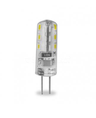Лампа EUROLAMP LED капсульная G4 2W G4 3000K 12V