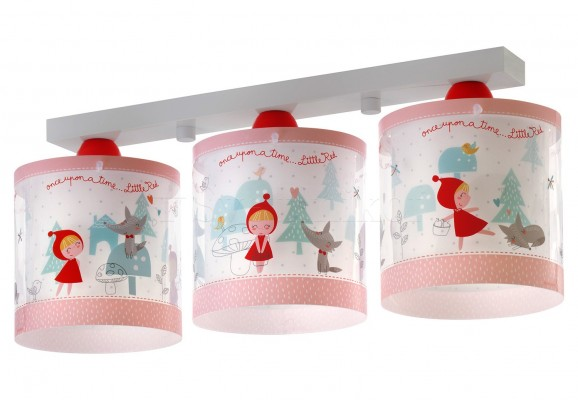 Детский светильник Dalber LITTLE RED 61903