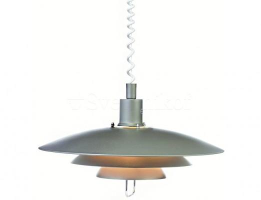 Підвісний світильник MARKSLOJD KIRKENES Grey 102282