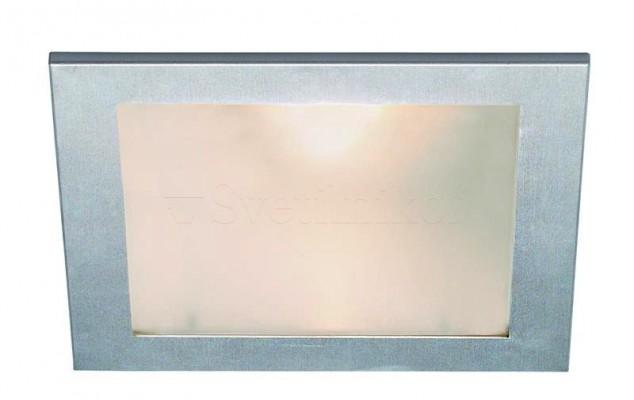 Потолочный светильник уличный MARKSLOJD LARON Aluminium 296324