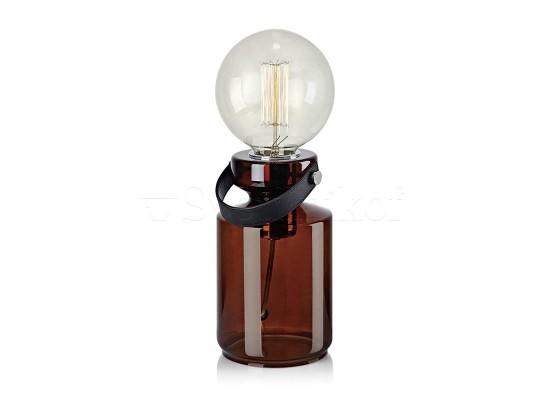 Настольная лампа MARKSLOJD ADRIAN brown 106602