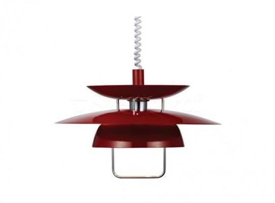 Підвісний світильник MARKSLOJD BERGA Red 104859