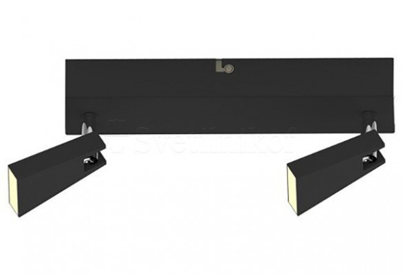Спот SPAZIO LED BK ZumaLine CK99603A-2B