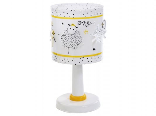 Детская настольная лампа Dalber Time To Sleep 72361