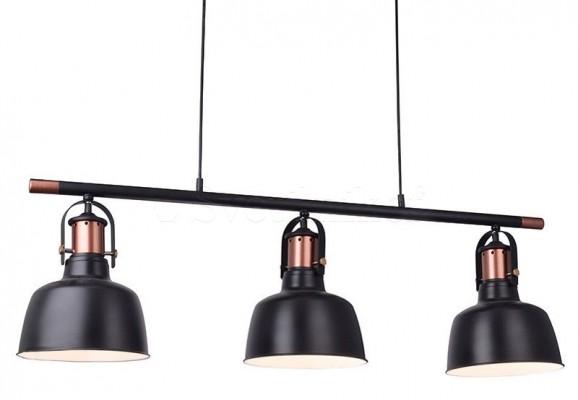 Подвесной светильник DARLING LINE BK Azzardo MD50686-3A/AZ2144