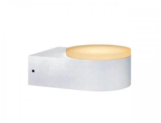 Настінний світильник вуличний MARKSLOJD MONZA white 106918