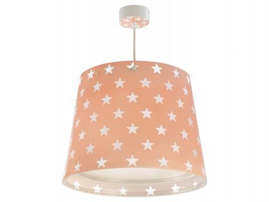 Дитячий світильник Dalber Pink Stars 81212S