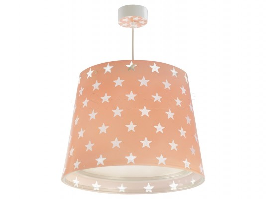 Детский светильник Dalber Pink Stars 81212S