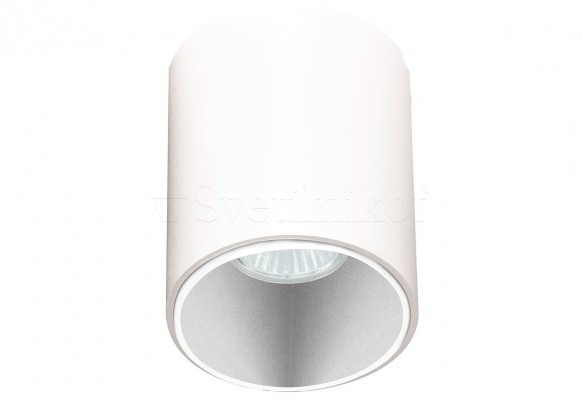 Точковий світильник POLASSO ROUND WH Eglo 63187