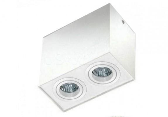 Точечный светильник ELOY 2 Azzardo GM4204-WH/AZ1353