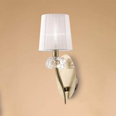Настінний світильник Mantra Loewe 4735