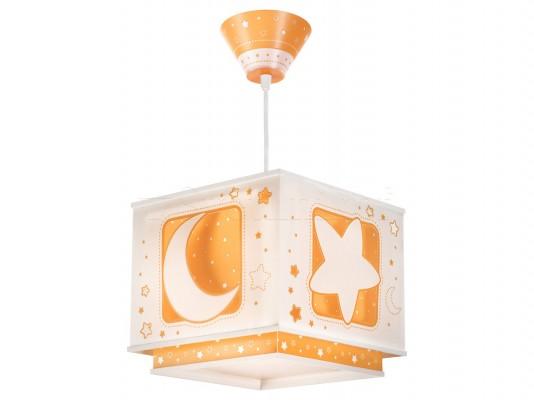 Детский светильник Dalber Moon Orange 63232J