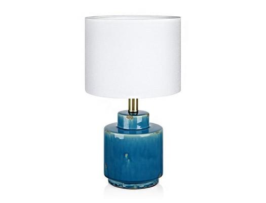 Настільна лампа MARKSLOJD COUS Blue 106606