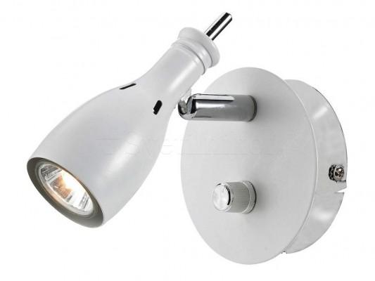 Настінний світильник MARKSLOJD LAMMHULT 1L White 102654