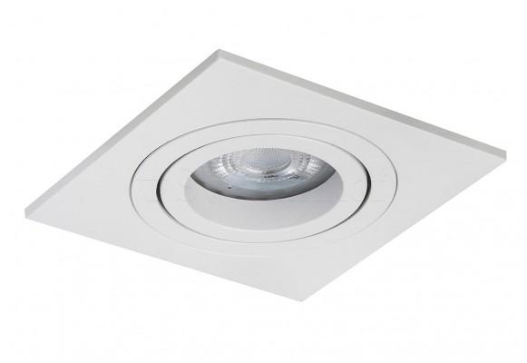 Точечный светильник DL-5601-GU10 WH ZARLIGHT 03356W