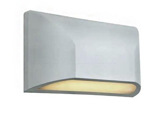 Настінний світильник вуличний MARKSLOJD NIKOS White 106511