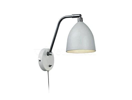 Настінний світильник MARKSLOJD FREDRIKSHAMN White 105026