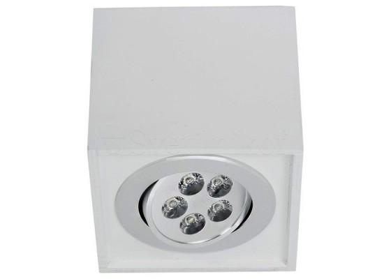 Точечный светильник Nowodvorski BOX LED white 5W 6415