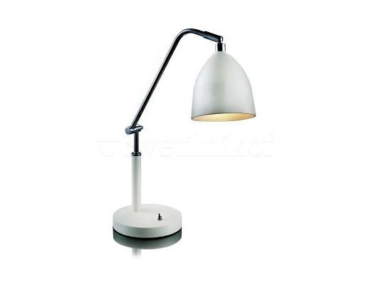 Настольная лампа MARKSLOJD FREDRIKSHAMN White 105024