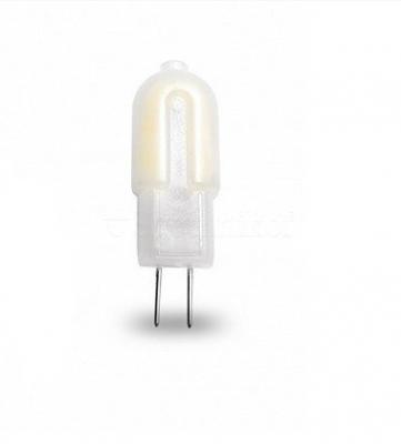 Лампа EUROLAMP LED капсульная Plastic G4 2W G4 3000K 220V