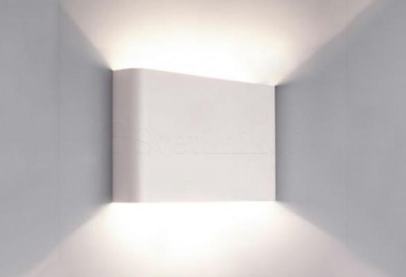 Настенный светильник Nowodvorski HAGA white 9708