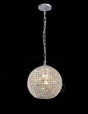 Люстра подвесная Mantra Crystal 4601