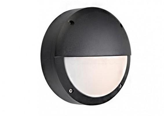 Настінний світильник вуличний MARKSLOJD HERO Black 106519