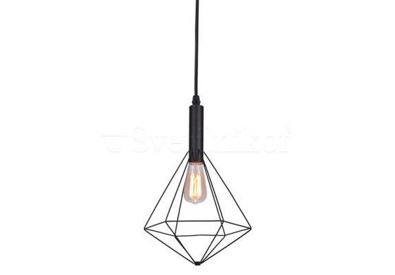 Подвесной светильник DIAMOND Azzardo MD5039-1B/AZ2139