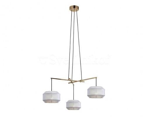 Подвесной светильник MARKSLOJD CORSE 3L Gold 105710