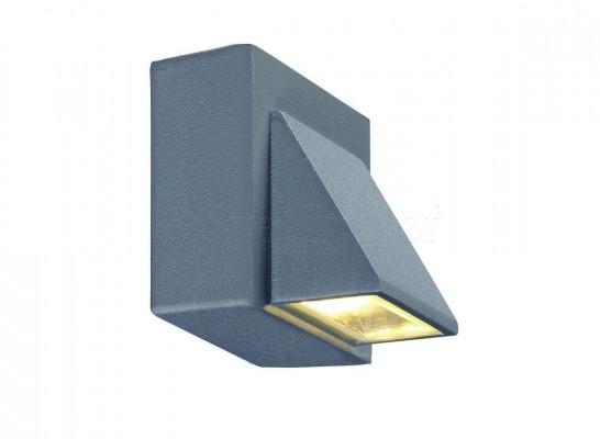 Настенный светильник уличный MARKSLOJD CARINA 1L Gray 102578