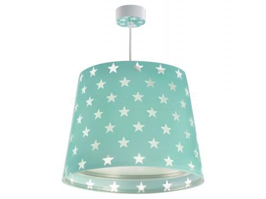 Детский светильник Dalber Green Stars 81212H