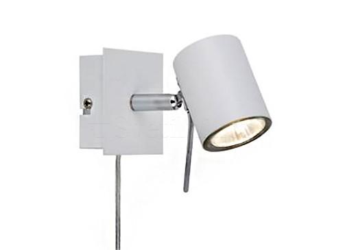 Настенный светильник MARKSLOJD HYSSNA LED White 105481
