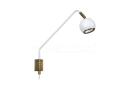 Настенный светильник MARKSLOJD COCO white 106872