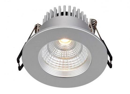 Точковий світильник MARKSLOJD ARES 3 silver 106215