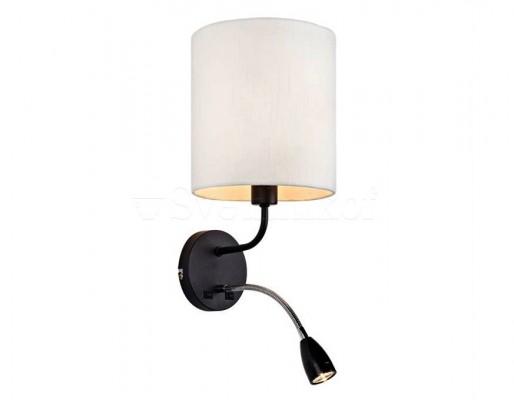 Настінний світильник MARKSLOJD MASON Black 106445