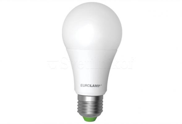 Лампа EUROLAMP LED ЕКО А60 12W E27 3000K