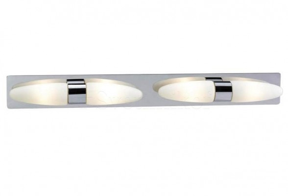Настенный светильник для ванной комнаты MARKSLOJD BUFFY LED 105625
