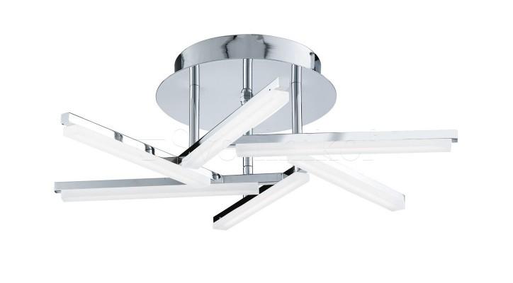 Люстра потолочная LED Searchlight SOLEXA 9006-6CC