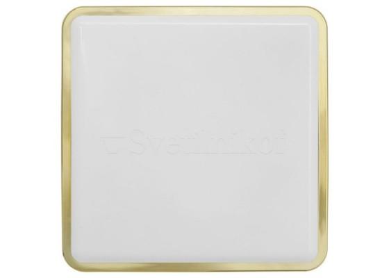 Плафон для ванной Nowodvorski TAHOE II gold 3244