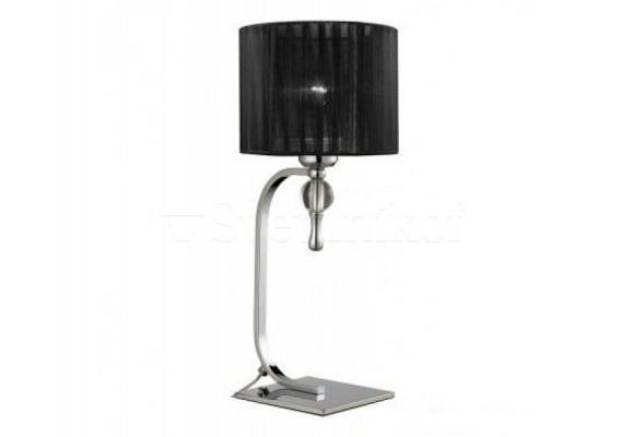Настольная лампа IMPRESS Azzardo 1976-1T-BK/AZ0502