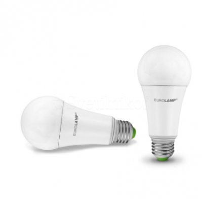Лампа EUROLAMP LED ЕКО А75 20W E27 3000K
